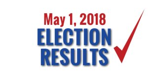Sevier County Election Results May 1, 2018