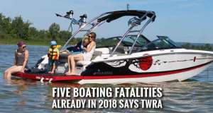 TWRA Urges Boating Safety as Memorial Weekend Kicks Off Summer Boating Season