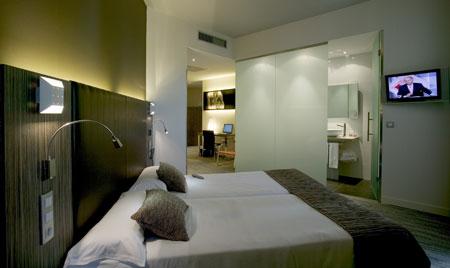 Hotel Petit Palace Santa Cruz 4 Star Hotel In Seville