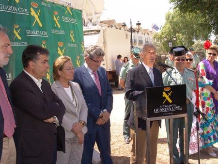 6.000 efectivos forman el mayor dispositivo de emergencias de Andalucía.