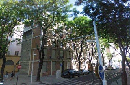 El edificio fue desalojado en abril a causa de los desperfectos que aparecieron