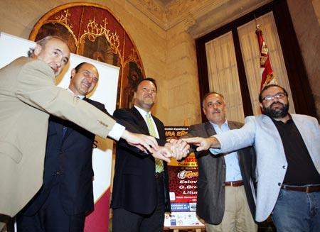 Este Torneo contará con varias selecciones internacionales de gran prestigio, entre las que se encuentra la Selección Española