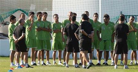 El club verdiblanco luchará esta temporada por estar de nuevo en los campos de Primera División