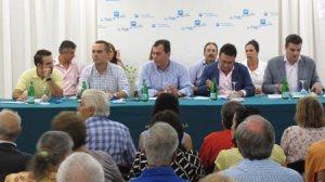 En el acto intervendrán Mariano Rajoy y Javier Arenas