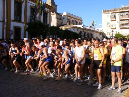 La pasada edición de la carrera fue un éxito de participación