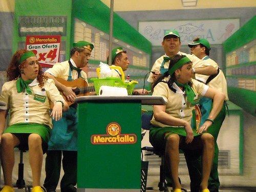 Al evento acudirán las 7 mejores chirigotas del Carnaval de Cádiz 2009