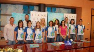 El Club Waterpolo Dos Hermanas disputará por primera vez la Disvisión de Honor del waterpolo femenino