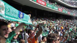 El partido del Betis-Villarreal B se ha suspendido definitivamente