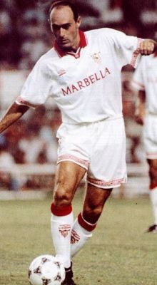 Rafa Paz compartía habitación con e actual entrenador del Sevilla, Manolo Jiménez/palanganas.com