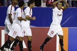 Si el sevilla vence al Suttgart estará más cerca de los Octavos de Final de la Champions/SevillaFC