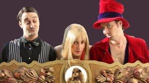 'La loca historia de Macbeth' de Teatro Crónico
