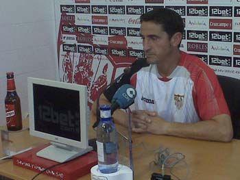 Manolo Jiménez valoró la actitud del equipo en la segunda parte, que estuvo cerca de la victoria