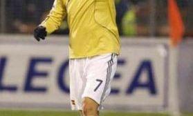 Negredo participó en la victoria de la selección 5-1 ante Austria