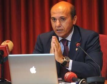 El presidente del Sevilla FC negociará con el Gobierno