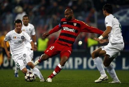 Tras la derrota en Champions, ahora toca enfrentarse al Málaga en casa/Zumapress