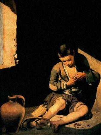 La obra de Murillo viene de estar tres meses en el Museo de Bellas Artes de Bilbao