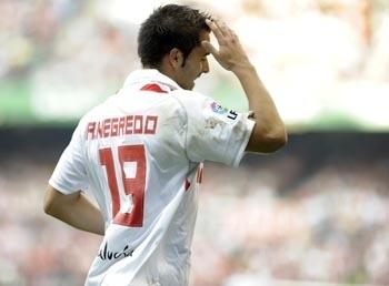 Negredo lideró al Sevilla para confirmarse como semifinalista de Copa/SevillaFC