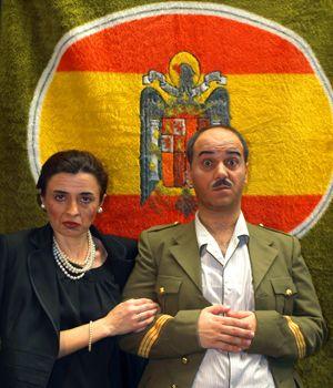 Carmen y Paco son enfermízamente nostálgicos