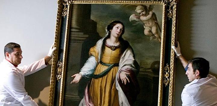 'Santa Catalina de Alejandría Mártir'