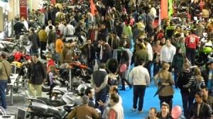 El Salón 'ExpoMoto' tendrá lugar desde el 26 de febrero hasta el 1 de marzo en el Estadio Olímpico de la Isla de la Cartuja./SA