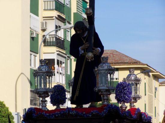 El Cristo del Divino Perdón realizará hoy su estación de penitencia/ Pasión en Sevilla