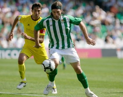 El delantero argentino desea jugar más minutos con el equipo/RealBetis