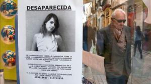 La búsqueda del cuerpo de la joven no ha cesado en ningún momento para sus familiares