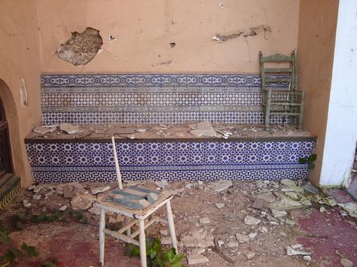 La Casa Ibarra es un edificio catalogado y protegido, comprado en 2006/PAAlcala.