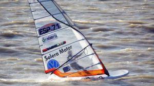 Fernando Martínez del Cerro participa en la Copa Ibérica de Fórmula de Windsurfing en Portimao/SA