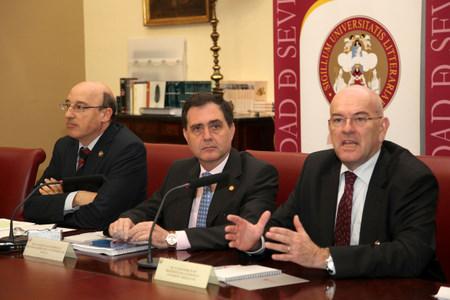 Joaquín Luque presentó las conclusiones del Encuentro de Rectores Europeos