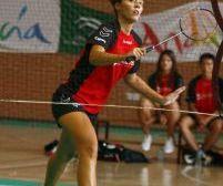 Laura Molina triunfó al ganar el individual femenino y lograr el bronce en dobles