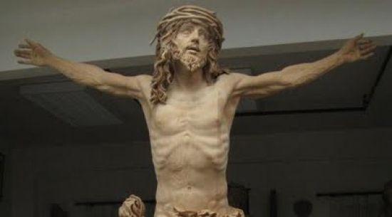 Nuevo crucificado de la Hermandad de los Panaderos/Manuel Martín Nieto