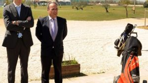 La Escuela Pública de golf de La Cartuja acogió la presentación del circuito