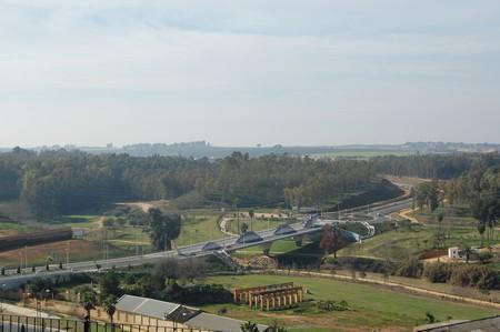 Las actuaciones tendrán lugar entre el Puente del Dragón hasta la Barriada de la Liebre./ SA