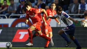 Apenas dos puntos separan al Sevilla FC del Deportivo de la Coruña/SevillaFC