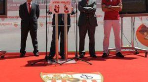 Palop y José Castro lanzaron un llamamiento de apoyo al equipo/SevillaFC