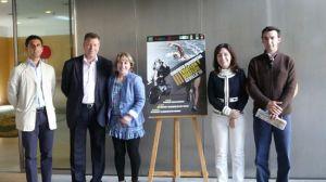 La Diputación acogió ayer la presentación del III Circuito Provincial de Duatlón y Triatlón de Sevilla.