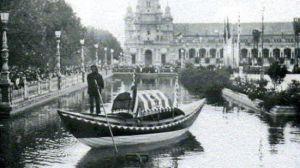 La Plaza de España recuperaría, así, una estampa de 1929