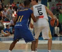 Lo tuvo cerca pero el talento de los de Messina pudo con el Cajasol/FJBaños