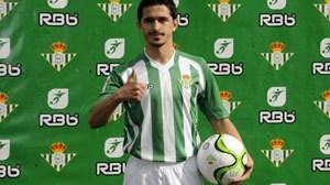 Pereira ya esta disponible para Victor Fernandez/realbetis