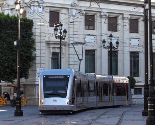 Hasta 33 poemas en vídeo podrán disfrutarse en el Metro Centro durante la Feria del Libro de Sevilla/SA
