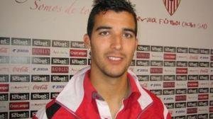 Enrique Carreño jugará la próxima temporada en el Académica de Coimbra/SevillaFC