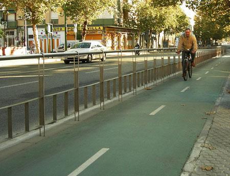 Las actuaciones buscan mejorar la seguridad de los ciclistas/Nauj27 en Flickr
