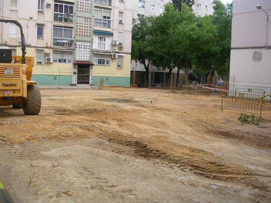 Las obras durarán cinco meses y se colocará un nuevo pavimento