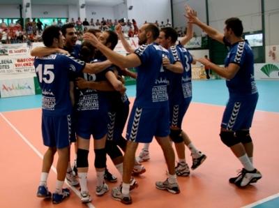 El Cajasol Voley sorprendió al Unicaja Almería y logró alzarse con el título/CV