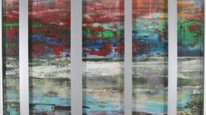 Dentro de 'Segunda Versión' se podrán ver obras como las de la serie de 2008 titulada 'Estaciones'.
