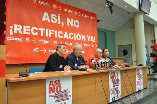 Manuel Pastrana, durante la rueda de prensa de esta mañana