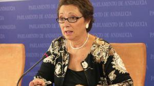 La Consejera sostiene que con esta partida se cumple lo dispuesto en el Estatuto de Autonomía andaluz