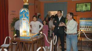 Presentación de la exposición Egipto, la época dorada I