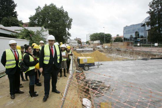 Movilidad traslada a febrero de 2011 el plazo para la operatividad del paso soterrado de Bueno Monreal